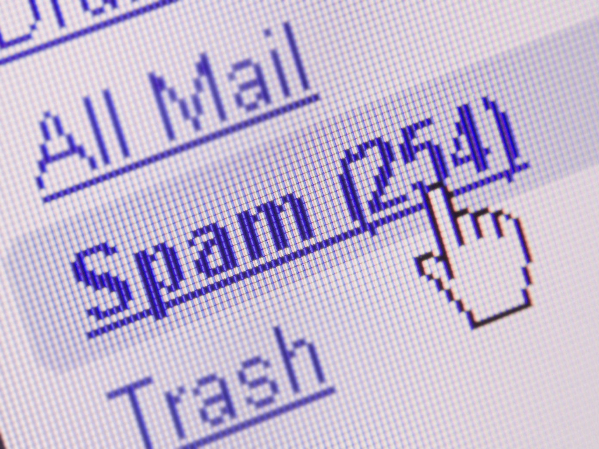 How to avoid spam