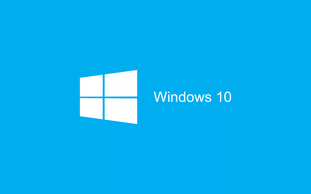 Upgrading to Microsoft Windows 10 for Free !