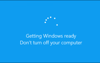 Microsoft April's update causing computers to freeze
