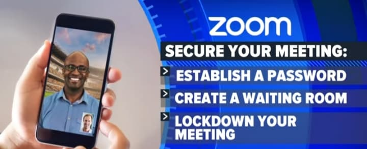 Secure Your Zoom Meeting